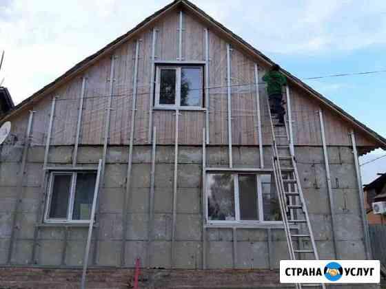 Жестянные работы:Установка водостёков, сайдинг и д Сорочинск