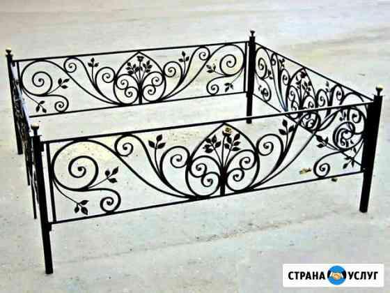 Ритуальные оградки Ишим