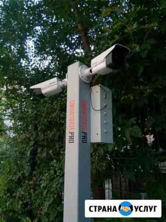 Установка шлагбаумов, систем контроля въезда Воронеж