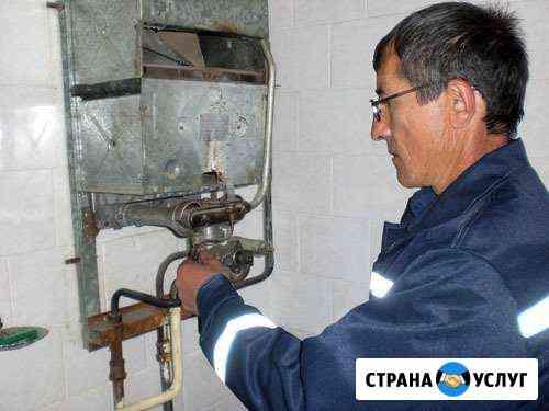 Ремонт газовых колонок-сантехник Моздок