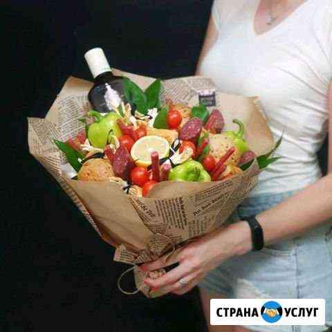 Мужской букет Кувандык