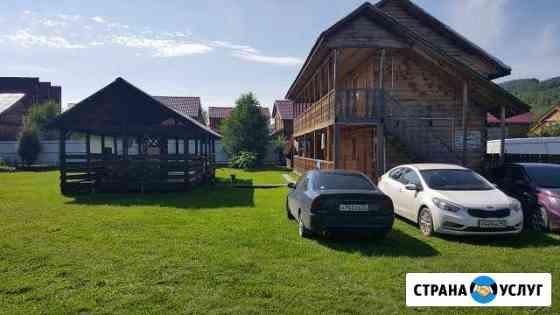 База отдыха в Горном-Алтае (Ая) ждет гостей Майма