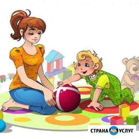 Няня для детей от 3 лет (р-н Филейка) Киров