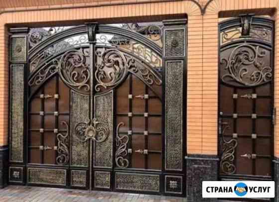 Ворота,Лестница,Перилы,Навесы Владикавказ