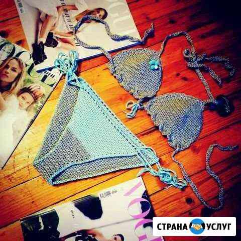 Вяжу на заказ модные вещи Псков