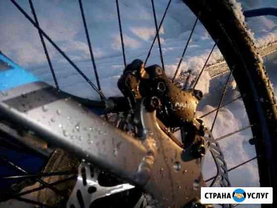 Ремонт и настройка скоростных велосипедов Пенза