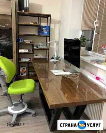 Изготовление мебели в стиле лофт Петрозаводск