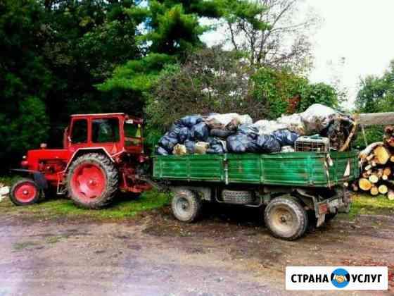 Вывоз мусора,земельные работы Ливны