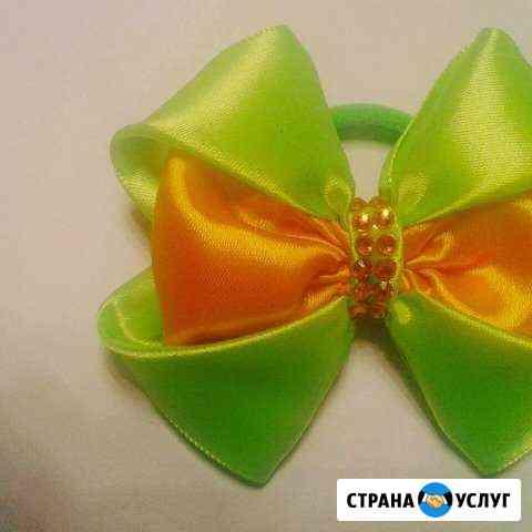 Украшения для волос, бантики на выписку из роддома Новокузнецк