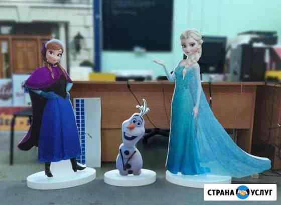 Фигуры из пенопласта Томск