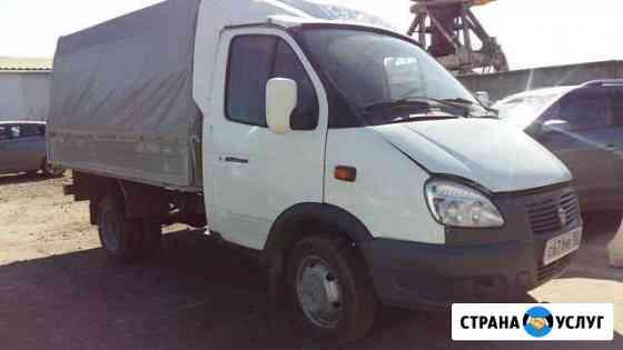 Реклама на грузовом автомобиле Газель Нижний Новгород