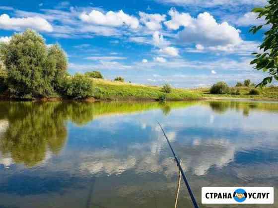 Рыбалка. Отдых за городом Липецк