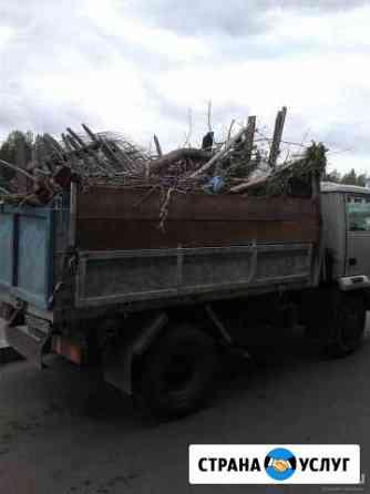 Вывоз мусора Абакан