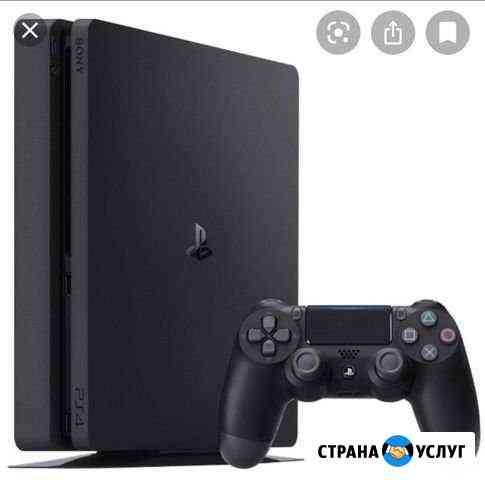 Прокат Sony PlayStation 4 Владикавказ