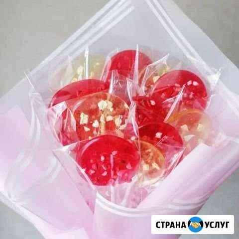 Леденцы, букет из конфет-леденцов,сладкие подарки Нижний Новгород