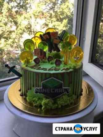 Торт на заказ Омск