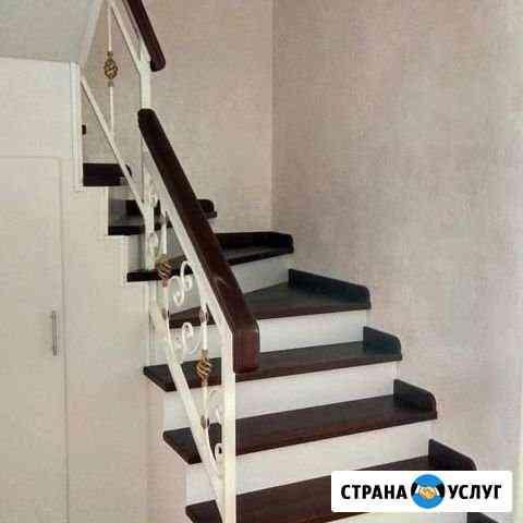 Изготовление лестниц в Элисте Элиста