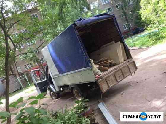 Вывоз мусора Киров