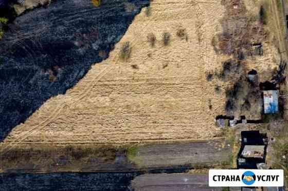 Аэросъемка фото и видео с квадрокоптера 4К Почеп