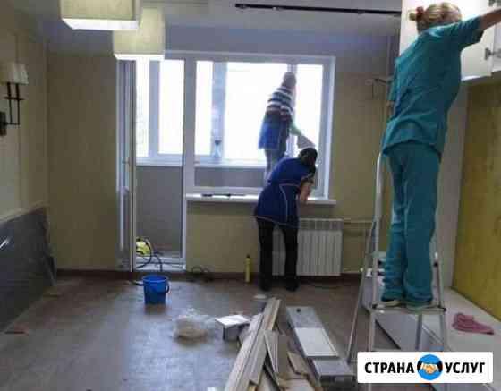 Уборка квартир Мурманск