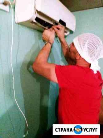 Чистка,заправка,ремонт сплит-систем Ахтубинск