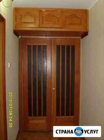 Изготовление филенчатых дверей, лестниц Ижевск