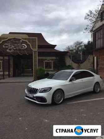 Авто на свадьбу Дербент
