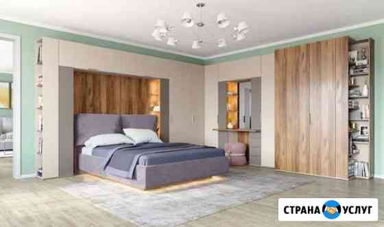 Спальный гарнитур Loft Нижний Новгород