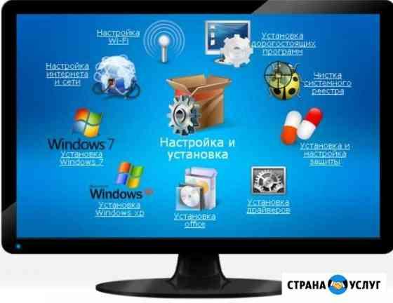 Ремонт компьютеров, ноутбуков, нетбуков Нижний Новгород