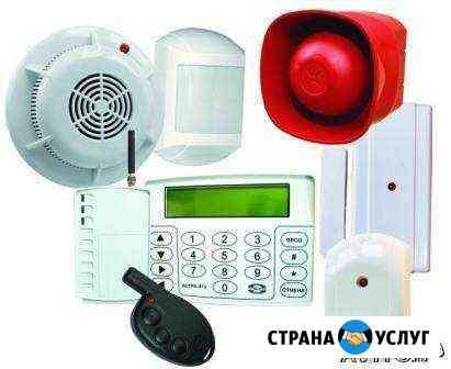 Пожарная сигнализация, скс, скуд, Видеонаблюдение Константиновск
