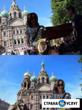 Обработка фотографий Томск