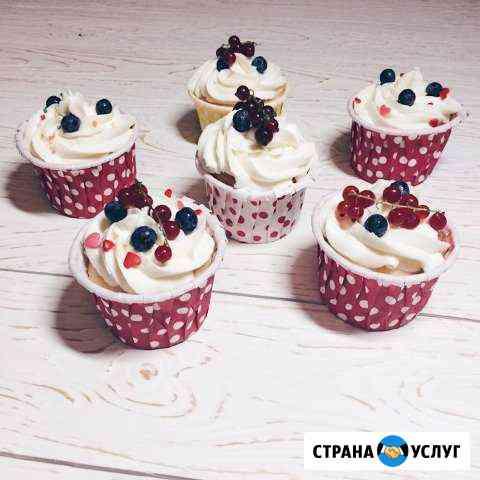 Капкейки на заказ в Иркутске Иркутск