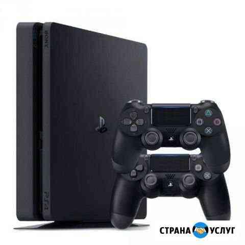 Sony PS4. Аренда (доставка/вывоз) Ноябрьск