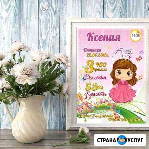 Метрики для детей Ярославль