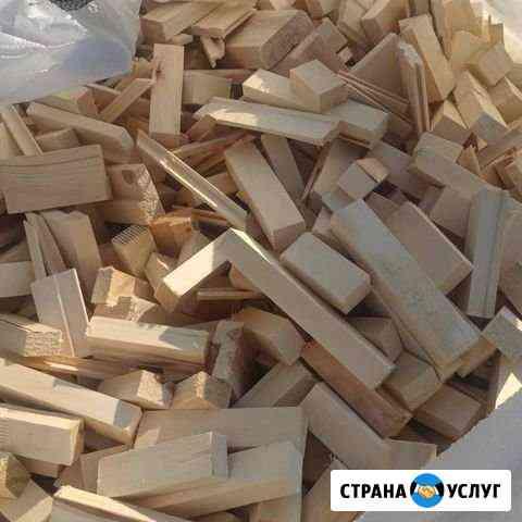 Доставка дров в мешках Йошкар-Ола