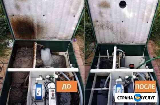 Обслуживание и ремонт септиков Сыктывкар
