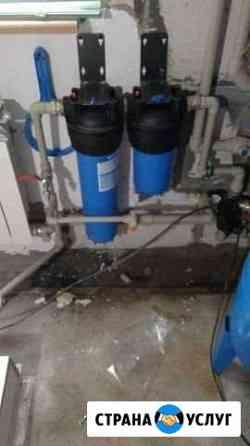 Продажа и установка фильтров для воды Нижний Новгород