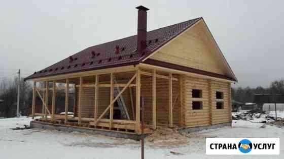 Строительство,ремонт,отделка домов.Крыши.Плотники Нижний Новгород