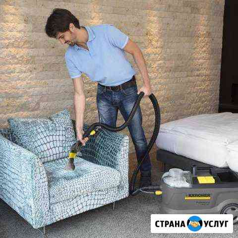 Химчистка мягкой мебели, ковров, матрацев, салонов Саяногорск