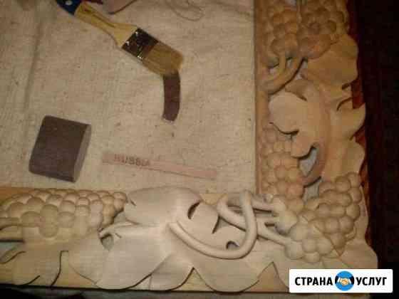 Рестоврация деревянных изделий Калуга
