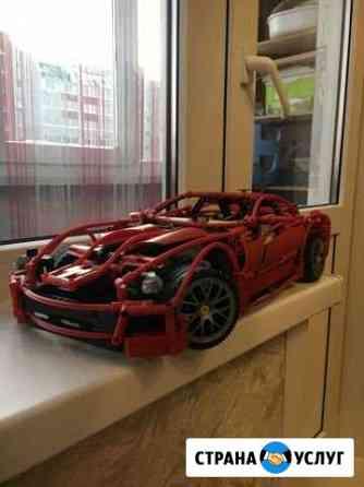 Сборка моделей из lego любой сложности на заказ Барнаул