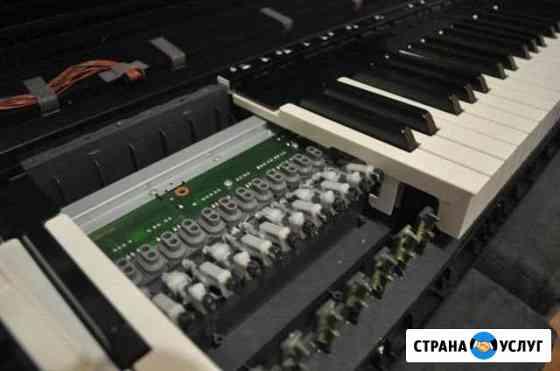 Ремонт синтезаторов и цифровых фортепиано Рязань
