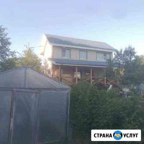 Кровля, сайдинг, каркасные дома под ключ Нижний Новгород