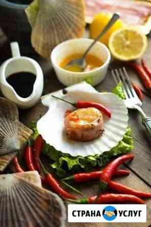 Вылов морепродуктов Владивосток