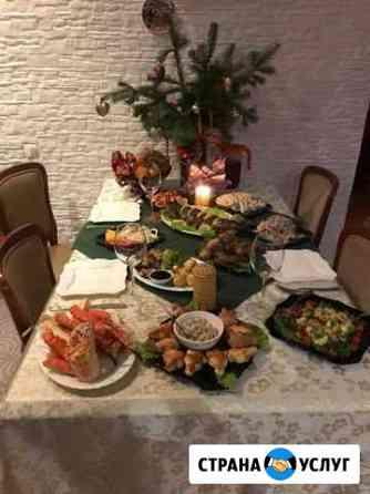 Приготовлю обед, ужин, банкет Новокузнецк