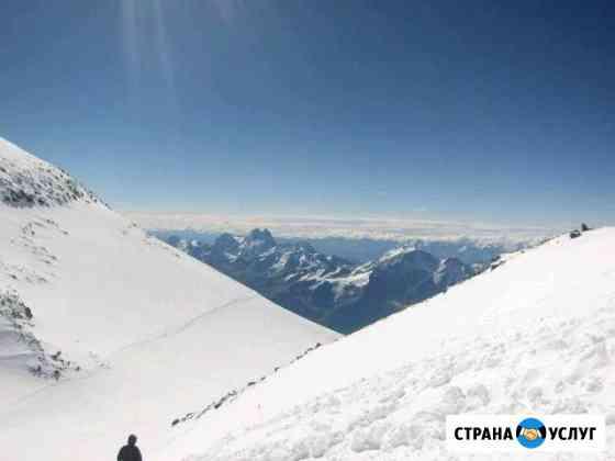 Восхождение на Эльбрус 5642 юг Эльбрус
