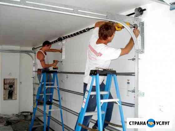 Ремонт ворот ремонт рольставней сегодня 24ч Нижний Новгород