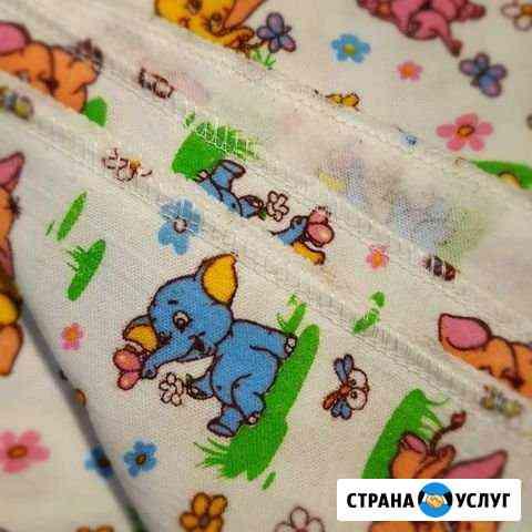 Оверлок пеленок Комсомольск-на-Амуре
