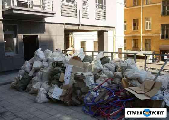 Вывоз мусора, хлама. Газель, ГАЗ, ЗИЛ, Камаз. Грузчики Барнаул