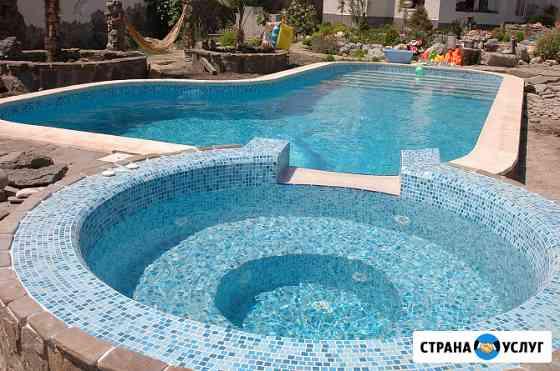 Проектирование, строительство и оборудование для бассейнов, бань, саун, хамамов Омск